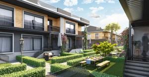 Kahverengi Villaları projesi detayları!