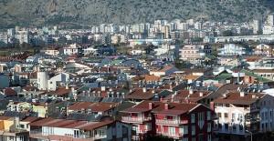 Kocaeli Derince'de 2017 yılında 1 milyon 409 bin konut satıldı!