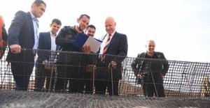 Kocasinan kentsel dönüşüm projelerinde geosentetik donatılı duvar sistemi uygulanıyor!