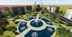 Malatya Taştepe Hanımın Çiftliği kentsel dönüşüm projesi son durum!