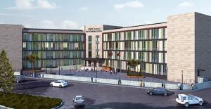 Sahabiye kentsel dönüşüm projesi kapsamında sosyal tesislerin temelleri atılıyor!
