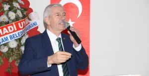 Samsun Alaçam TOKİ evleri bilgilendirme toplantısı yapıldı!