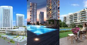 Sur Yapı, Bursa ve İstanbul'daki üç projesinin teslimlerine başladı!