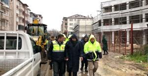 TOKİ Başkanı Turan, Samsun ve Ordu projelerini yerinde inceledi!