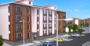 TOKİ Denizli Bekilli'de 134 konut inşa edecek!