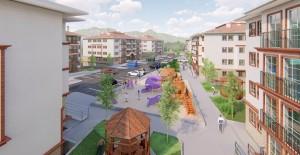 TOKİ Denizli Honaz'da 110 konut inşa edecek!