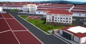 TOKİ Diyarbakır'da oto sanayi sitesi inşa ediyor!