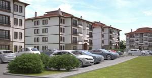 TOKİ Erzincan Kemah Çarşı'da 94 konut inşa edecek!