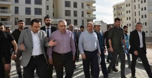 TOKİ Mardin Nusaybin'de terör mağduru aileler için 5 bin 53 konut inşa ediyor!