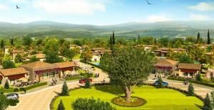 Toskana Evleri'nde son etap bu yıl teslim edilecek!
