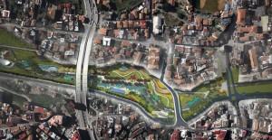 Trabzon Tabakhane kentsel dönüşüm projesi rekreasyon alanının yapım ihalesi gerçekleştirildi!