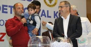 Yüreğir Belediyesi sosyal konut projesinde...