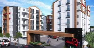 16 İnşaat'tan Nilüfer'e yeni proje; Almila Modern Bursa