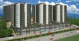 Altındağ'a yeni proje; Akgün Zümrüt Evler