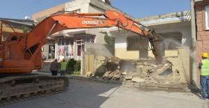 Antakya Emek ve Aksaray mahallesi kentsel dönüşüm projesinde yıkımlar sürüyor!