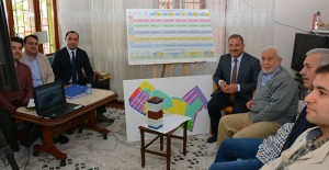 Başkan Kimyeci, Emek ve Aksaray kentsel dönüşüm projesi hak sahipleri ile görüştü!