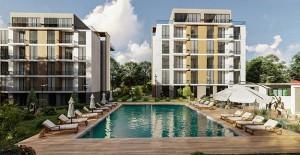 Beştepe Konakları Mudanya örnek daire!
