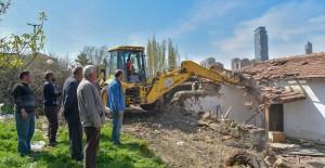 'Dikmen Vadisi kentsel dönüşüm projesi inşaat çalışmaları en kısa sürede başlayacak'!
