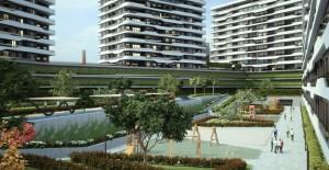 Downtown Bursa kat planları!