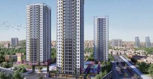 İstanbul Panorama Evleri Güngören kat planları!