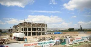 Kocasinan kentsel dönüşüm çalışmaları 9 farklı bölgede devam ediyor!
