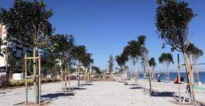Konyaaltı Sahil projesi ilk etabı Nisan ayı sonunda hizmete sunulacak!