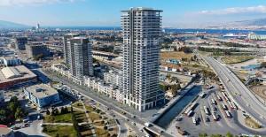 Megapol İzmir projesi Konak ilçesinde yükseliyor!