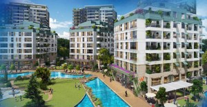 Sinpaş Aqua City Bursa kat planları!