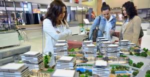 Yıldırım kentsel dönüşüm projeleri Rising City Bursa Gayrimenkul Fuarı'nda!
