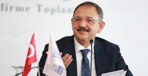 Bakan Özhaseki 'İmar Barışı'nı Kayseri'de anlattı!