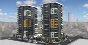 Panorama Evleri Mersin kat planları!