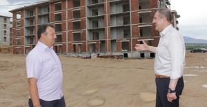Çivril TOKİ Evleri inşaat çalışmaları hızla devam ediyor!