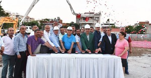 İzmir Örnekköy kentsel dönüşüm projesinde ilk etabın temeli atıldı!