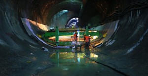 Mecidiyeköy Mahmutbey metro hattı çalışmaları hızla devam ediyor!