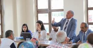 Niğde kentsel dönüşüm 3. alan hak sahipleri ile toplantı düzenlendi!