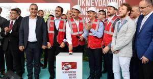 Okmeydanı kentsel dönüşüm projesi başladı!