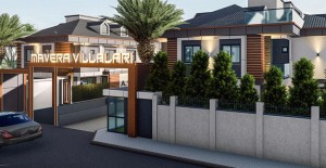 Topuzlar Yapı'dan yeni proje; Mavera Villa