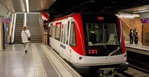 Bağcılar Kirazlı Halkalı metro hattı!