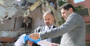 Bursa'da kesintisiz ulaşım için binaların kamulaştırma çalışmaları sürüyor!