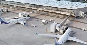 Cengiz İnşaat Kuveyt yeni terminal binasını tamamladı!
