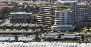 Çeşme'ye yeni proje; Çeşme Private Residences
