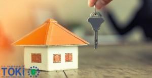 İncesu TOKİ'de satılık ev!