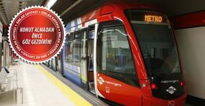 İstanbul yeni metro hatları!