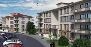 Malatya Doğanşehir TOKİ Evleri'nde 89 konutun ihalesi yapıldı!