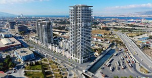 Megapol İzmir projesi konum!