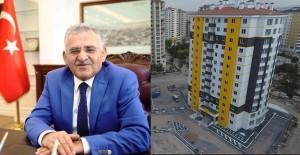 'Melikgazi kentsel dönüşüm projeleri ile Kayseri'nin cazibe merkezi haline geldi'!