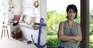 Mimar Figen Erdağ Demircan evleri yazlık eve dönüştürmenin ipuçlarını anlattı!