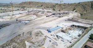Nevşehir TOKİ'de 1410 konutun inşaatı devam ediyor!