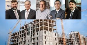 Sektör KDV, bürokrasi ve kentsel dönüşüme çözüm bekliyor!