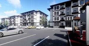 TOKİ Bolu Seben'de 266 konut inşa edecek!